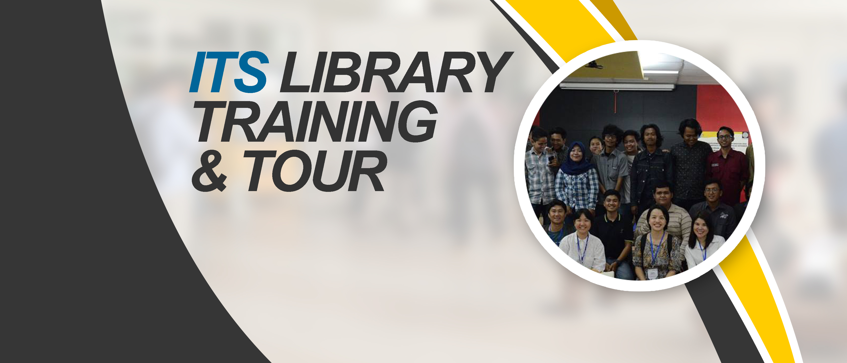 ITS Library Training & Tour (International Students)