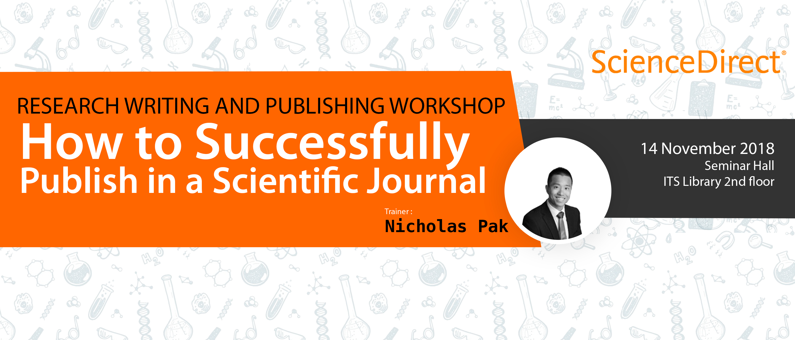 Research Writing and Publishing Workshop