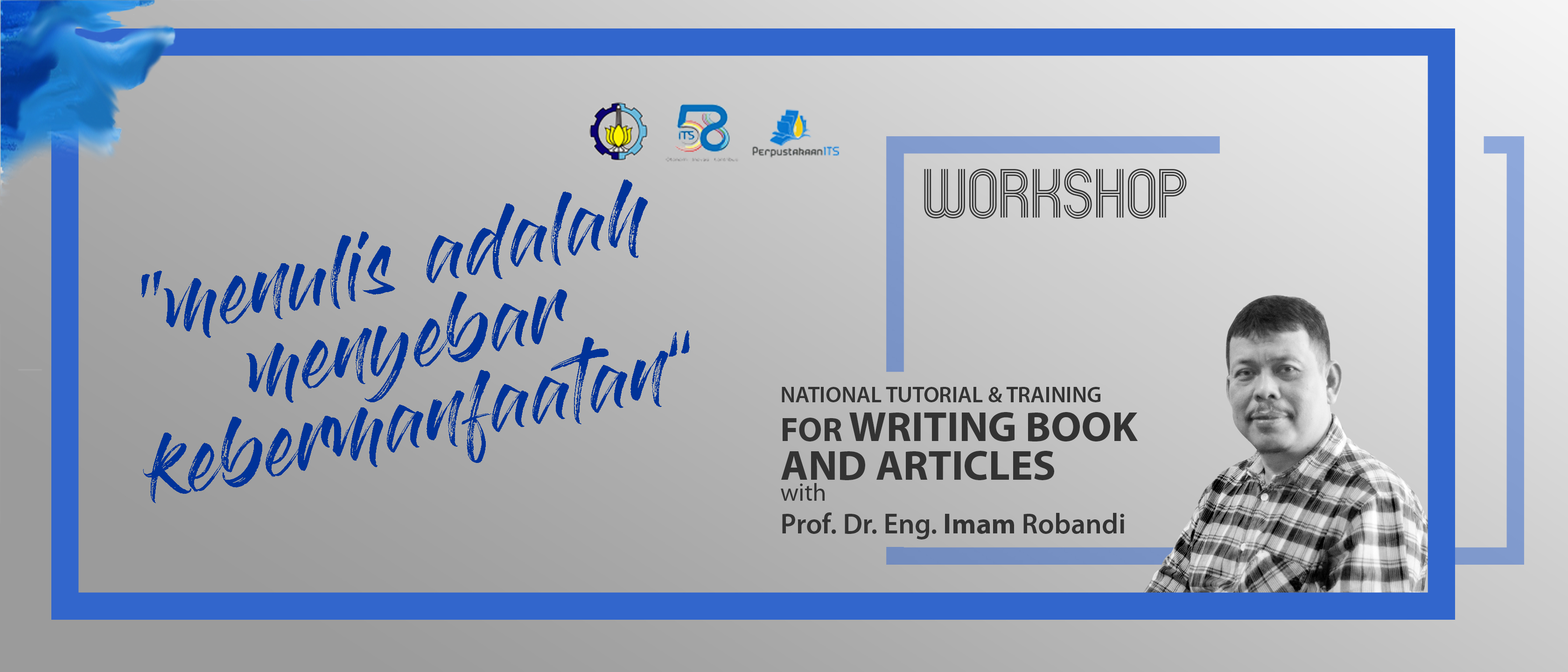 National Tutorial and Training: For Writing Book & Articles