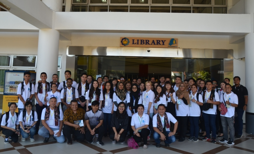 CommTECH : A wonderful tour at ITS Library