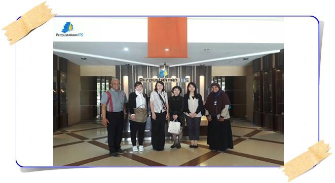 Kunjungan Tamu dari Kumamoto University , Jepang